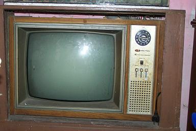 Televisi Hitam Putih